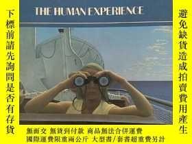 二手書博民逛書店LITERATURE罕見THE HUMAN EXPERIENCE