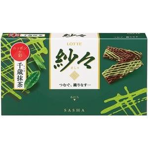 Lotte紗紗-原味巧克力69g(4903333154913)【合迷雅好物超級商城】