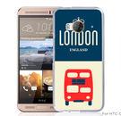 ✿ 3C膜露露 ✿【方格倫敦*硬殼】HTC ONE ME手機殼 手機套 保護套 保護殼