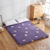 打地鋪睡墊榻榻米床墊軟墊加厚懶人墊被褥子雙人家用1.5m1.8米1.2CY『小淇嚴選』