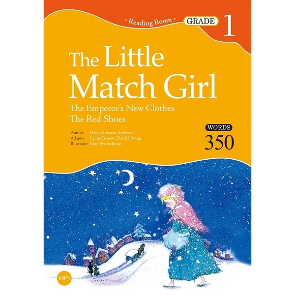 The Little Match Girl: The Emperor,s New