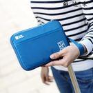 護照包旅行多功能證件袋收納包護照夾...
