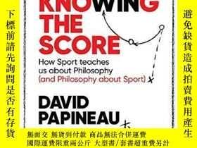 二手書博民逛書店Knowing罕見The ScoreY256260 David Papineau Constable 出版2