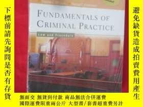 二手書博民逛書店Fundamentals罕見of Criminal Practi