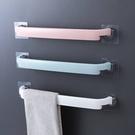 現貨-免打孔毛巾架 浴室毛巾架 廚房抹布架收納架【C065】『蕾漫家』