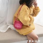 兒童斜跨包公主時尚可愛小單肩韓版美爆潮男女孩卡通包包寶寶迷你夢幻