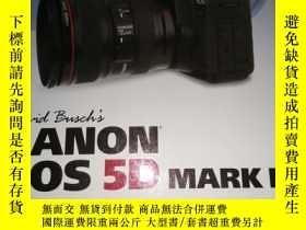 二手書博民逛書店David罕見Busch s Canon EOS 5D Mark