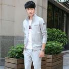 時尚潮流日韓街頭簡約風格百搭休閒ˊ運動套裝