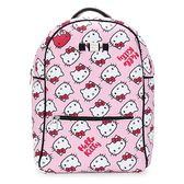 SAVE MY BAG Zaino系列限量Hello Kitty輕量防水後背包(粉紅色)280006