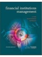 二手書博民逛書店《Financial institutions management : a modern perspective》 R2Y ISBN:0071198873