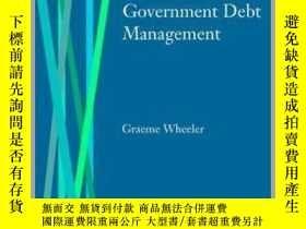 二手書博民逛書店Sound罕見Practice in Government Debt Management-政府債務管理的健全實踐