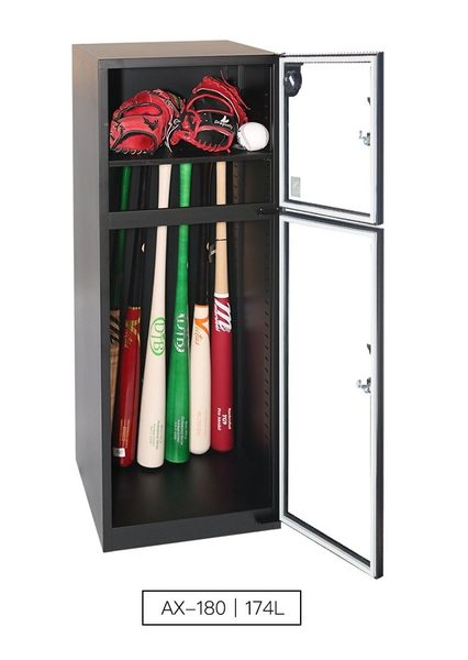 防潮家電174公升收藏家 AX-180 棒球專用珍貴收藏電子防潮櫃/五年保固/免運費