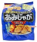 【吉嘉食品】東鳩 鹽味網格狀洋芋片(5袋...