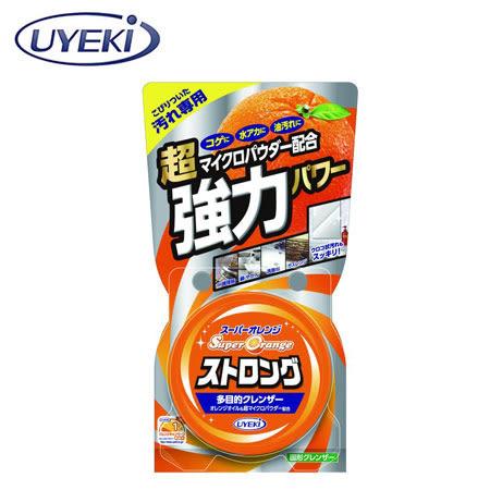 日本 UYEKI 植木 Super Orange 強力萬用清潔膏 95g 清潔 清潔膏 清潔劑 水垢 水漬 油汙 焦垢 去污