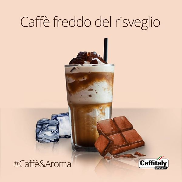 Caffitaly [Cioccolato 暖暖巧克力] 伯朗咖啡膠囊 燦坤Tiziano 聲寶膠囊咖啡機適用 EZcap