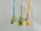 【震撼精品百貨】Petit Babie_斑比鹿~手機吊飾『藍/綠/橘』(共3款)