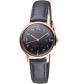 agnes b. 30週年紀念限定手錶 VJ22-KCV0C BH7020X1
