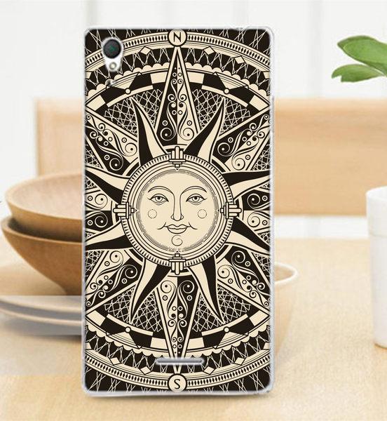 ♥ 俏魔女美人館 ♥ SONY Xperia T3 / D5103 {軟殼*太陽先生} 手機殼 手機套 保護殼 保護套