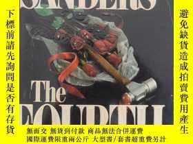 二手書博民逛書店第四宗罪罕見the fourth deadly sin(英文原版