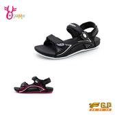 GP涼鞋 防水涼鞋 女涼鞋 輕柔軟舒適涼鞋 休閒涼鞋 兩色 J6487 .88◆OSOME奧森鞋業