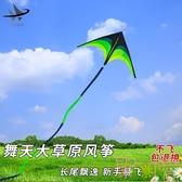 風箏大草原成人大型高檔輪線初學者微風易飛長尾風箏【聚可愛】