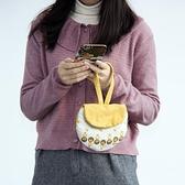 衛生巾棉收納包可愛大便攜放裝姨媽小包生理期月事袋【輕奢時代】