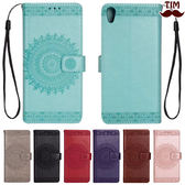 現貨 SONY XA1 XAUltra 蘋果 I7+ I8+ 圖騰壓花 手機殼 保護殼 皮套 插卡 支架 內軟殼 素色
