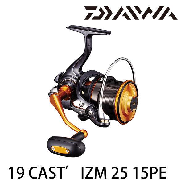 漁拓釣具 DAIWA 19 CAST'IZM 25 15PE/QD (紡車捲線器)