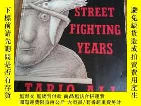 二手書博民逛書店Street罕見Fighting Years: An Autob