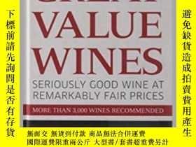 二手書博民逛書店Robert罕見Parker s Great Value WinesY256260 Robert Parker