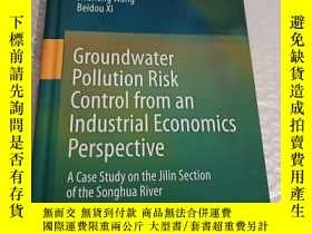 二手書博民逛書店Groundwater罕見Pollution Risk Cont