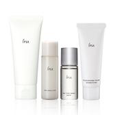 IPSA 泥狀角質按摩霜e100g+舒緩潔膚乳e50ml+美膚微整機能液30ml+ME濕潤平衡液(基礎3)30ml