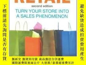 二手書博民逛書店Smart罕見Retail: How To Turn Your Store Into A Sales Phenom