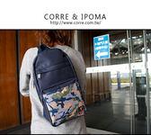 CORRE【ANKO1021】個性單肩後背包