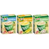 康寶 獨享杯濃湯1盒4包入 香蟹海鮮/奶油玉米/奶油蘑菇【小三美日】