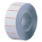 1Y單排機標價紙紅線1.2x2.2cm