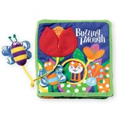 【Manhattan Toy】美國 蜜蜂嗡嗡軟布書
