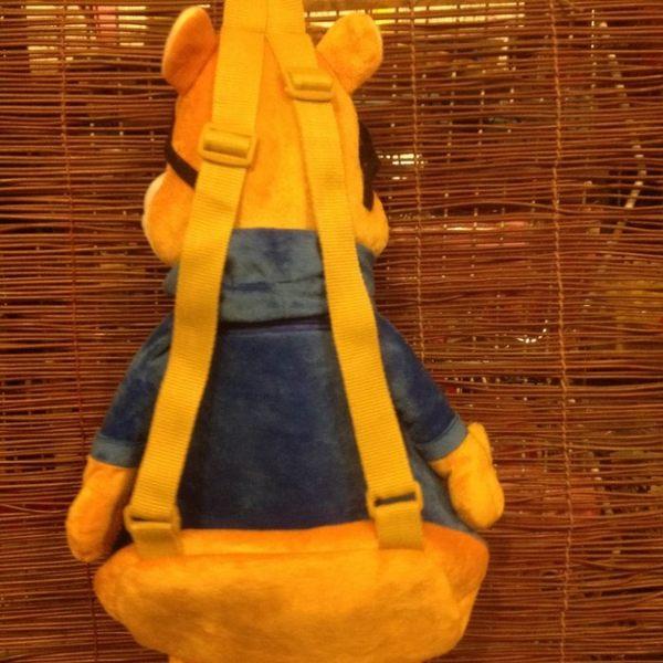 【發現。好貨】鼠來寶造型後背包 雙肩包 可愛卡通造型包包 兒童包包