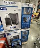 [COSCO代購] 促銷到11月27日 C1307188 Samsonite Luggage Set 硬殼行李箱組 27吋+2吋