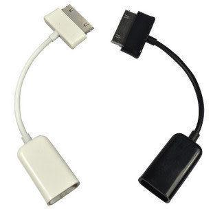 【世明國際】三星 Galaxy Tab 10.1 P7510 p7500 OTG 轉接線 連接讀卡器/隨身碟