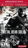PSP Metal Gear Solid Peace Walker 潛龍諜影:和平先驅(美版代購)