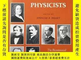 二手書博民逛書店SELECTED罕見PAPERS OF GREAT AMERICAN PHYSICISTS :美國偉大物理學家論文
