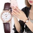 韓國氣質時尚潮流中學生百搭簡約韓版考試手錶女森系 【快速出貨】