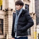 棉衣男士秋冬季外套加絨加厚棉襖羽絨棉服【雲木雜貨】