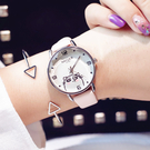 手錶 女學生簡約正韓 電子錶 石英錶