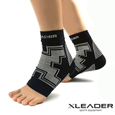 LEADER XW-06 薄型透氣 襪套式壓力護腳踝 踝套 2只入M