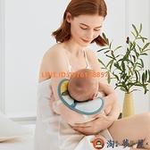 抱娃手臂墊嬰兒冰絲涼席夏季喂奶手臂墊透氣防螨手臂枕【淘夢屋】