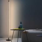 極簡創意落地燈臥室客廳個性氛圍燈北歐簡約led立燈地燈落地台燈 小艾時尚NMS