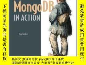 二手書博民逛書店Mongodb罕見In ActionY364682 Kyle Banker Manning 出版2011