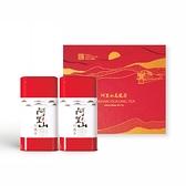 優良獎冬茶禮盒 阿里山高山茶(4兩x2罐/盒)